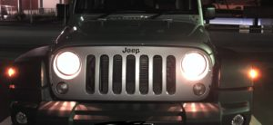 Jeepの夜