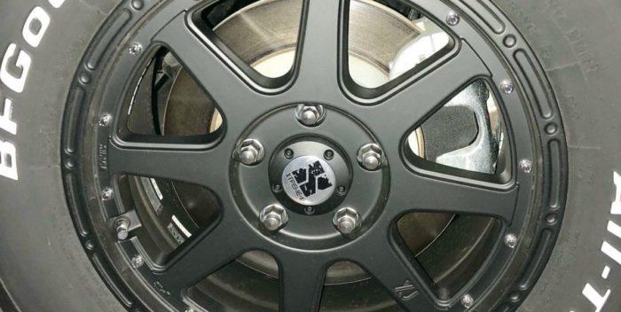 ラングラーのタイヤ「オールテレーン」