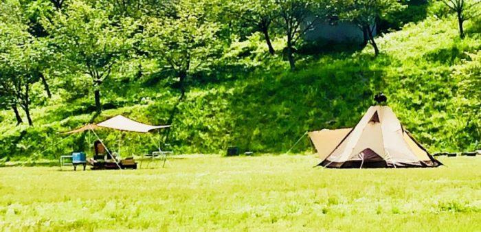 創造の森キャンプ場