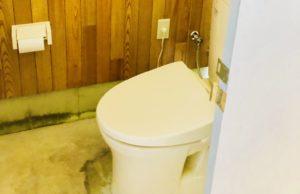 創造の森トイレ