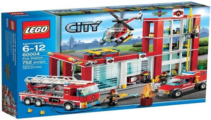 レゴとは:ファイヤーステーション