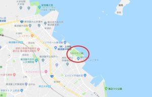 うみかぜ公園地図