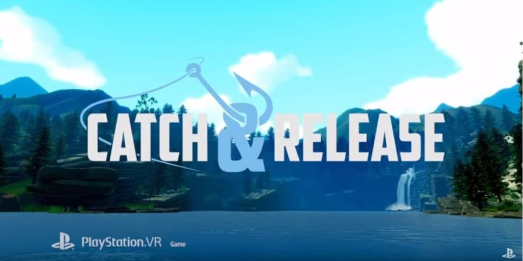 catch-releaseのタイトル画面