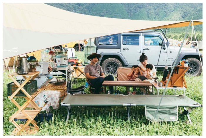 ファミリーキャンプの始め方:過ごし方