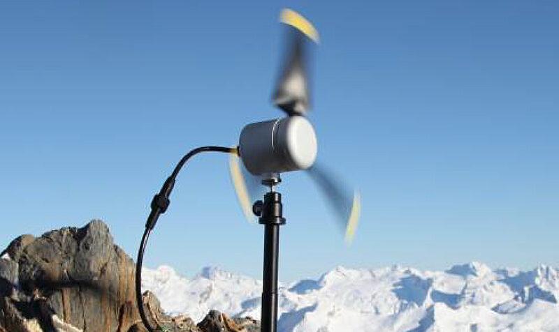 風さえあれば発電できる