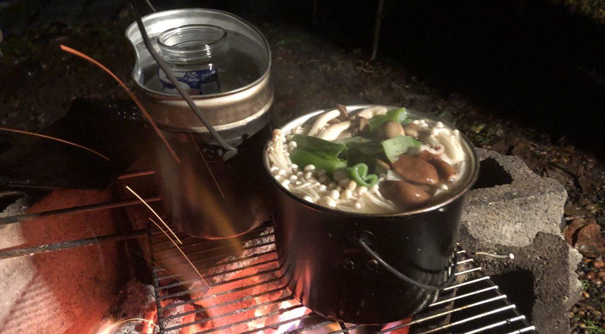 鍋料理やお酒
