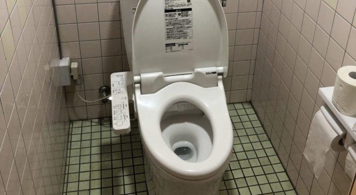 洋式トイレ
