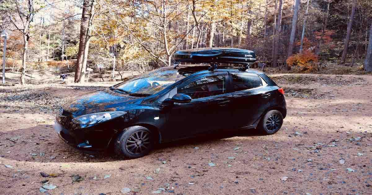 バンガローキャンプの魅力:コンパクトカーでもキャンプしやすい