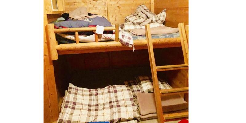 バンガローキャンプの魅力:バンガローの設備も充実