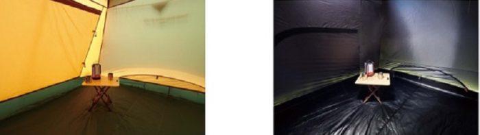 ダークルームテクノロジーの評判「室内の比較」
