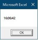 時刻を表示するTime関数