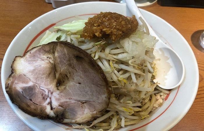 常勝軒:ふじ麺
