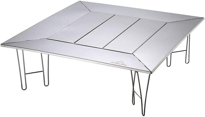 キャンピングムーン(CAMPING MOON)マルチファイアープレイステーブル