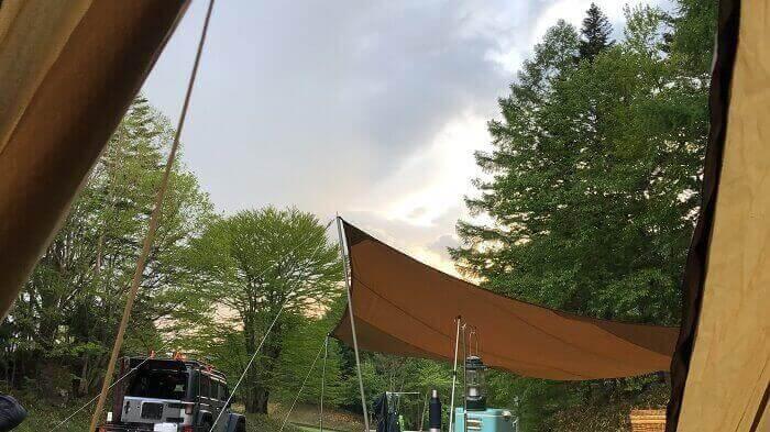 丸沼オートキャンプ場のキャンプレポート